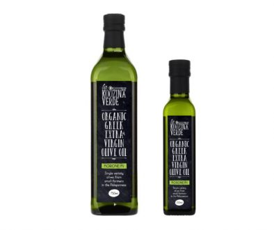 New: La Kouzina Verde Organic Greek Extra Virgin Olive Oil