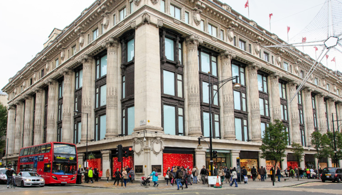 Poe-tree now available at Selfridges in London